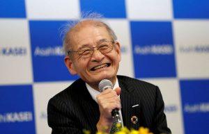 ノーベル賞を受賞した吉野彰さんとは一体何者?に関する画像