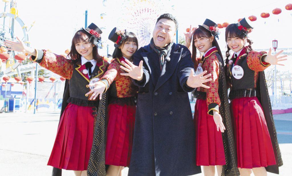 アイドル・26時のマスカレイドが初の冠番組が放送開始!に関する画像