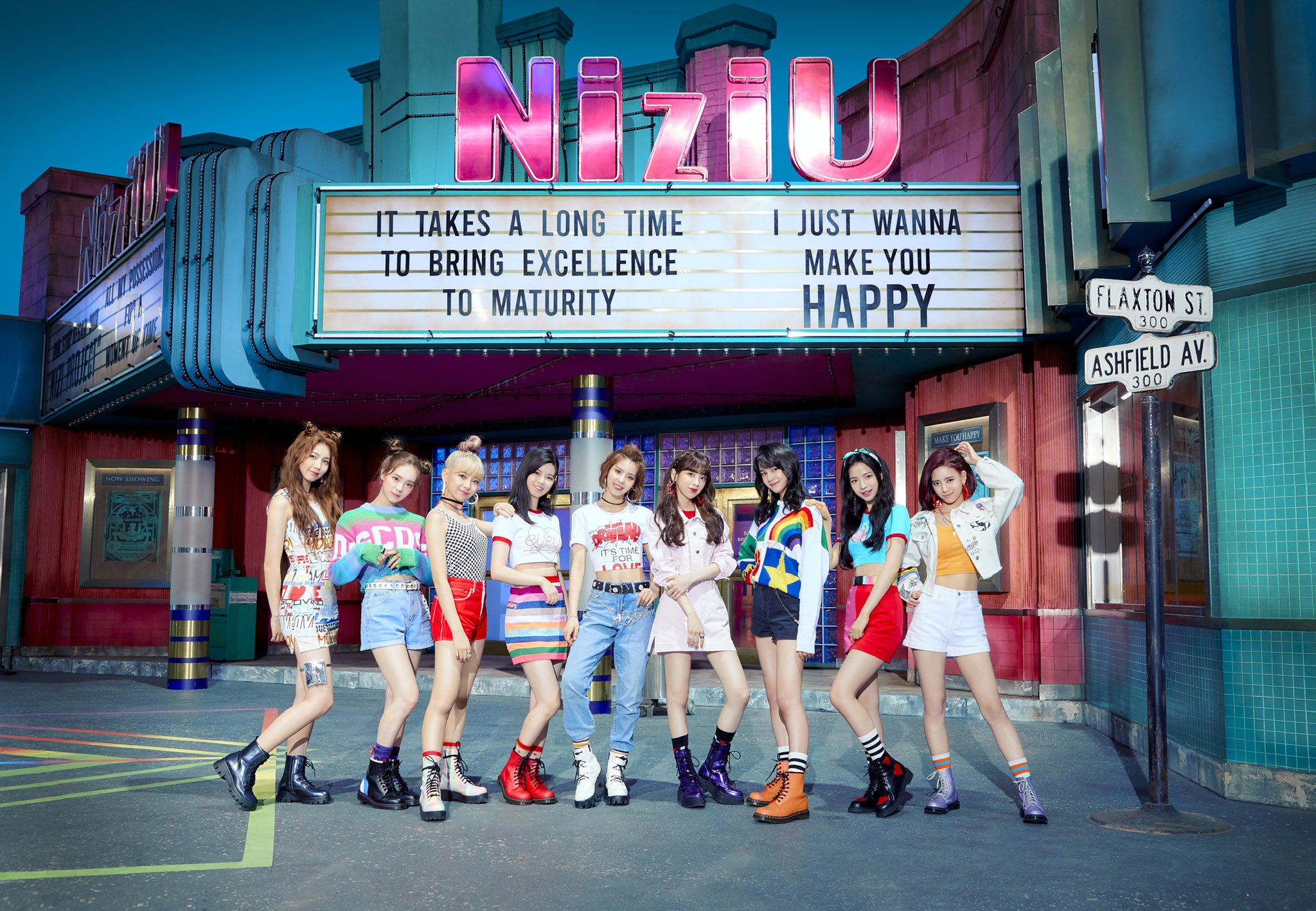 『Nizi Project』発「NiziU」のメンバー9人決定!に関する画像