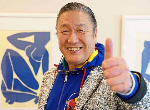 国際的ファッションデザイナー・山本寛斎が白血病で死去に関する画像