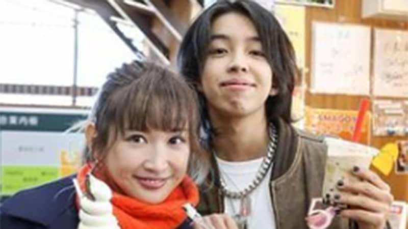 紗栄子、16歳年下の未成年YOSHIと交際・破局報道に関する画像